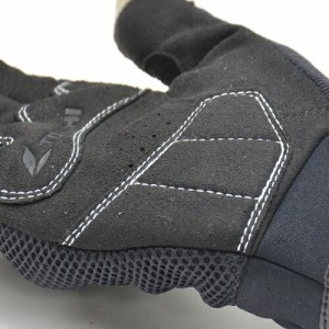 RS TAICHI アールエスタイチ RST431 RUBBER KNUCKLE MESH GLOVE ラバーナックルメッシュグローブ