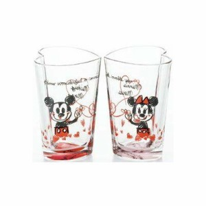 Disney/ディズニー LOVE&LOVE タンブラーペアセット≪20セット≫品番:S-5784 【タンブラー】<ディズニー/タンブラー/グラス セット/ジ