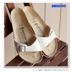 BIRKENSTOCK ビルケンシュトック レディース メンズ ladies men's MADRID サンダル マドリッド ホワイト(040733/040731)