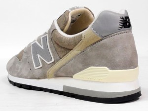 """new balance M996 """"made in U.S.A."""" """"LIMITED EDITION"""" GY (M996 GY)"""