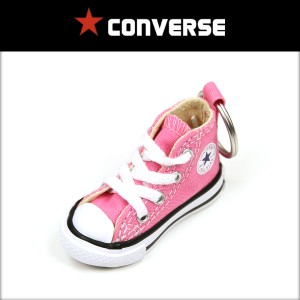 コンバース CONVERSE スニーカーキーホルダー Chuck Taylor Sneaker Keychain ALL STAR HIGH PINK