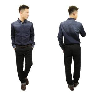 ディストレス DSTREZZED 正規販売店 メンズ チノパン Chino belt Flannel Tartan check 501159 13
