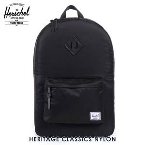 ハーシェル Herschel バッグ Heritage Classics - Nylon 10007-00587-OS Black