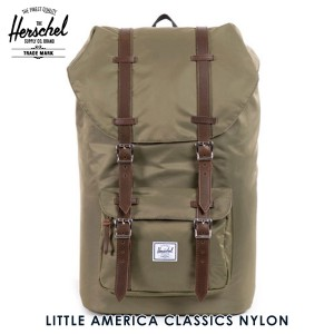 ハーシェル Herschel バッグ Little America Classics - Nylon 10014-00589-OS Fern