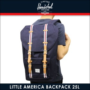 ハーシェル Herschel Supply 正規販売店 バックパック LITTLE AMERICA BACKPACK OFFSET 10014-01556-OS PEACOAT 25L
