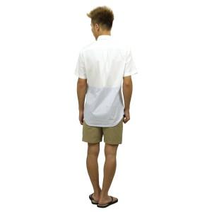 ジェイクルー J.CREW 正規品 メンズ 半袖シャツ SHORT-SLEEVE PIECED OXFORD SHIRT