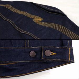 ヌーディージーンズ Nudie Jeans メンズ アウタージャケット Kenny Denim 160416