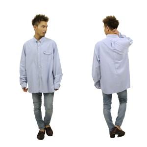 ポロ ラルフローレン POLO RALPH LAUREN 正規品 メンズ 長袖シャツ Custom Monogram Oxford Shirt