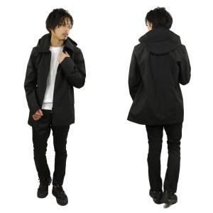 リバーサル REVERSAL 正規販売店 メンズ ジャケット PROGRESSION FIELD COAT rvsf16aw002 SURF BLACK