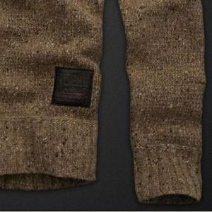 ルール RUEHL No.925 正規品 メンズ セーター SWEATER ブラウン・BROWN