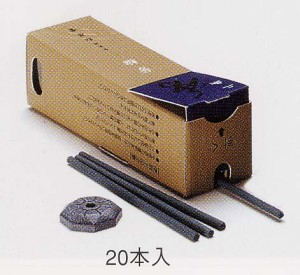 ■松栄堂お香■元禄(スティック型)