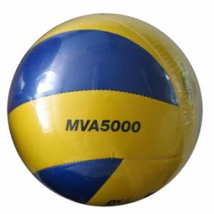 MIKASA(ミカサ)バレーボール 5号球マシンステッチ(MVA5000)(バレー/バレーボール/ボール/5号球/マシンステッチ/レジャー用)