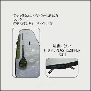 DESTINATION(デスティネーション) デイバッグ SUP 9'6 ハードケース サーフィン