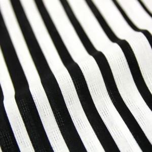 浴衣 セット レディース 送料無料 高級変わり織り綿浴衣3点セット「黒地に丸縞と紅葉」[6月初旬より順次発送]