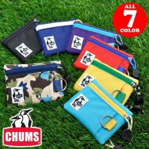 チャムス/CHUMS/コインケース/キーコインケース/コーデュラエコメイド/Eco Key Coin Case/CH60-0856 「ネコポス可能」