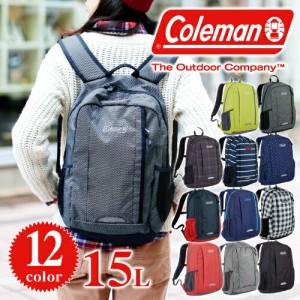 コールマン/Coleman/リュックサック/デイパック/WALKER/ウォーカー/WALKER 15/21371/メンズ/ディース ポイント10倍/P10倍/人気