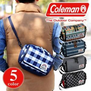 コールマン/Coleman/2wayショルダーバッグ/ポーチ/C-SERIES/Cシリーズ/C-PASS PORT POUCH/27207/メンズ/レディース B6/P10倍/人気/旅行