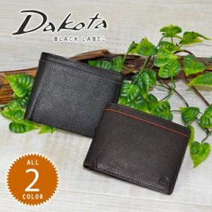 送料無料/ダコタブラックレーベル/Dakota black label/二つ折り財布/リバーII/625701 P10倍/人気/ギフト