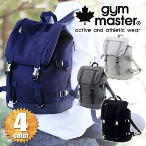 送料無料/ジムマスター/gym master/リュックサック/スウェットバックパック/METAL BUCKLE/メタルバックル/g249337/メンズ/レディース B4