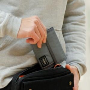 送料無料/吉田カバン/ポーター/PORTER/三つ折り財布/CAPSULE/カプセル/555-06440/メンズ/レディース /ラッピング無料/大人気/国産