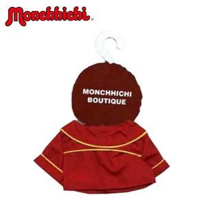 ■□222420「モンチッチ」ブティックモンチッチ2006 ボウリングシャツ/セキグチ/ヌイグルミ □■