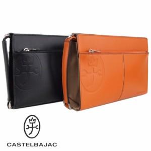 カステルバジャック CASTELBAJAC セカンドバッグ 1ルーム 26cm tirier トリエ 164201