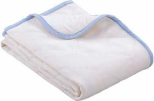 フランスベッドのモイスケアメッシュベッドパッド(ポリエステル)  リバーシブルタイプ シングル (重量 1 kG)