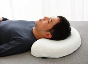低反発枕 | アンニーク メンズピロー 日本人男性のために開発された高品質の低反発枕 【N】