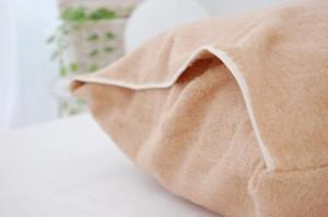 枕カバー|メイド・イン・アース タオルピローケース 約43×63cm用