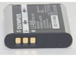OLYMPUS オリンパス LI-90B  リチウムイオン充電池 純正バッテリー 送料無料【メール便(ネコポス)】