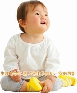 Baby feet/ベビーフィート カジュアルイエロー 12.5cm