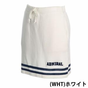 【スカート系】【ADLA738】【NEW春夏モデル】Admiral GOLF-アドミラルゴルフ- LADYS レディース