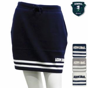 【スカート系】【ADLA738】【NEW春夏モデル】Admiral GOLF-アドミラルゴルフ- LADYS(レディース