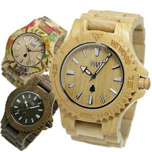 ウィーウッド WEWOOD 木製 腕時計 DATE-BEIGE ベージュ 国内正規【送料無料】