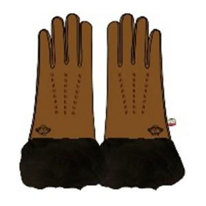 オロビアンコ OROBIANCO レディース 手袋 ORL-1584-LBR ライトブラウン【送料無料】