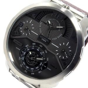 ディーゼル DIESEL クオーツ メンズ 腕時計 DZ7360 ガンメタ【送料無料】
