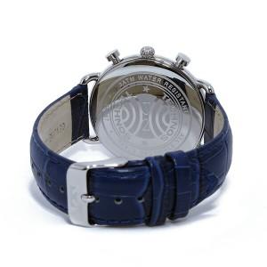 テクノス TECHNOS クオーツ クロノ メンズ 腕時計 T6397SN ホワイト/ネイビー【送料無料】【送料無料】
