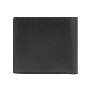 ダンヒル DUNHILL 二つ折り短財布 メンズ L2XR32A ブラック【送料無料】【送料無料】