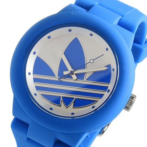 アディダス ADIDAS アバディーン クオーツ ユニセックス 腕時計 時計 ADH3118 ブルー