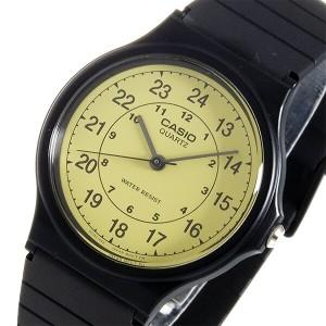 カシオ CASIO スタンダード クオーツ ユニセックス 腕時計 時計 MQ-24-9BL ベージュ