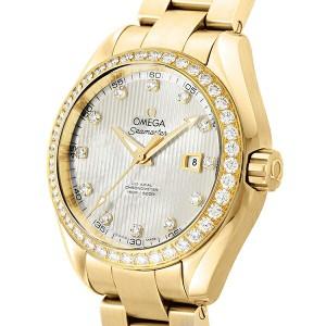 オメガ OMEGA シーマスター 自動巻き メンズ 腕時計 231.55.34.20.55.001 ホワイトパール【送料無料】