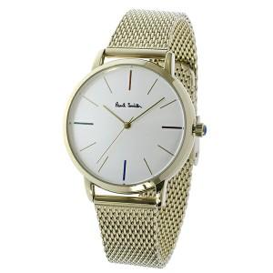 ポールスミス PAUL SMITH エムエー MA クオーツ メンズ 腕時計 P10103 シルバー【送料無料】【楽ギフ_包装】