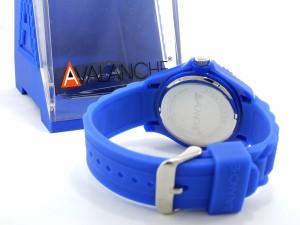 アバランチ AVALANCHE メンズ 腕時計 時計 AV-100S-BU-44