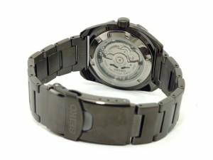 セイコー ファイブ SEIKO 5 スポーツ SPORTS 自動巻き 腕時計 SRP287J1 ブラック【送料無料】