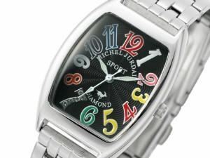 ミッシェルジョルダン MICHEL JURDAIN クオーツ レディース 腕時計 時計 SL-1000A-2B