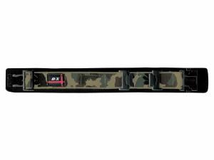 バンビ BAMBI B-X カジュアル CASUAL ナイロンベルト G318MS グリーン迷彩/黒