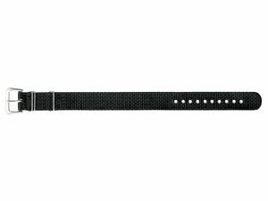 バンビ BAMBI B-X カジュアル CASUAL ナイロンベルト G369A18 黒