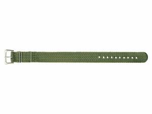バンビ BAMBI B-X カジュアル CASUAL ナイロンベルト G369O18 アーミーグリーン