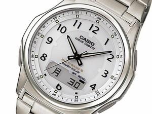 カシオ WAVE CEPTOR 電波 メンズ 腕時計 ホワイト WVA-M630TDE-7AJF 国内正規【送料無料】【送料無料】