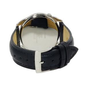 シチズン CITIZEN クオーツ メンズ デュアルタイム 腕時計 AO3009-04E ブラック【送料無料】